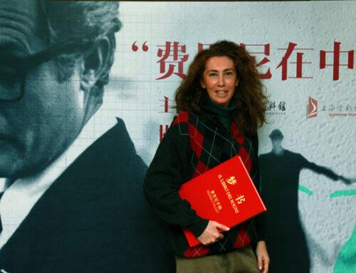 """La Fellinette in Cina per la versione Cinese del """"Libro dei Sogni"""""""