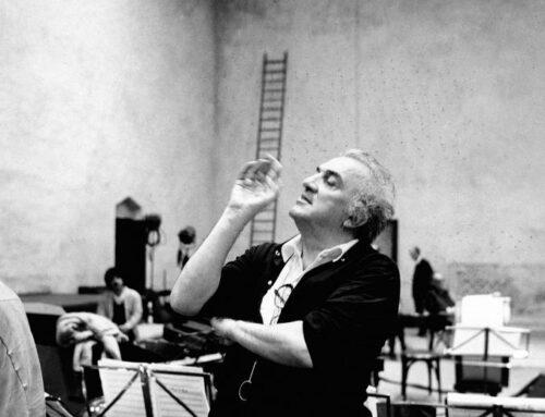 Maurizio Porro : intervista Federico Fellini