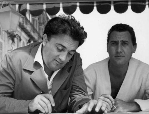 Alberto Sordi racconta Federico Fellini