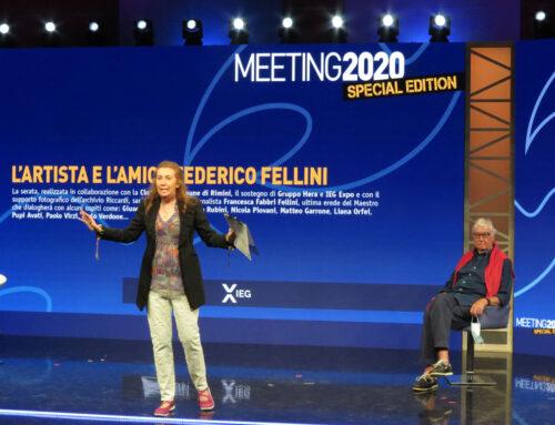 L'Artista e l'Amico Federico Fellini – Meeting 2020