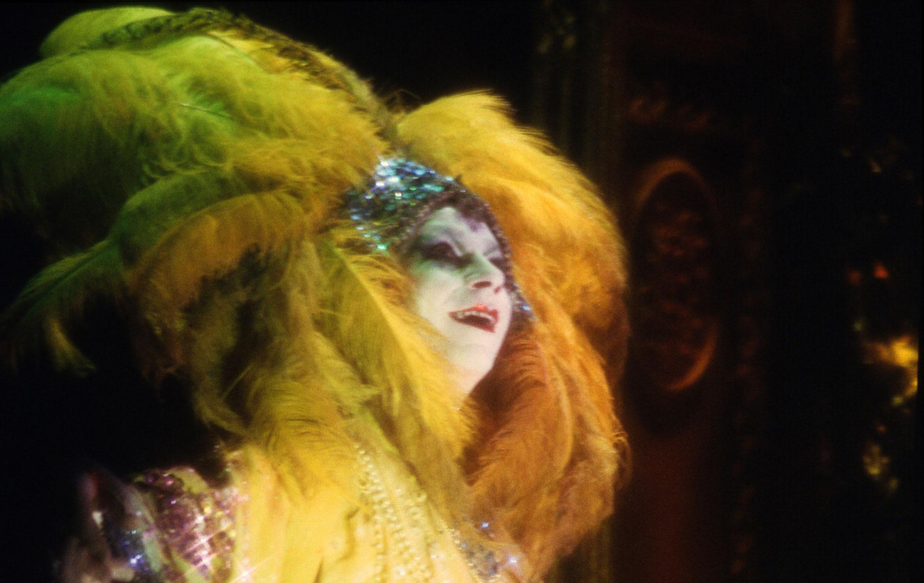 """Lindsay Kemp - """"SALOME' """" - tratto liberamente da Oscar -© Graziano Villa"""