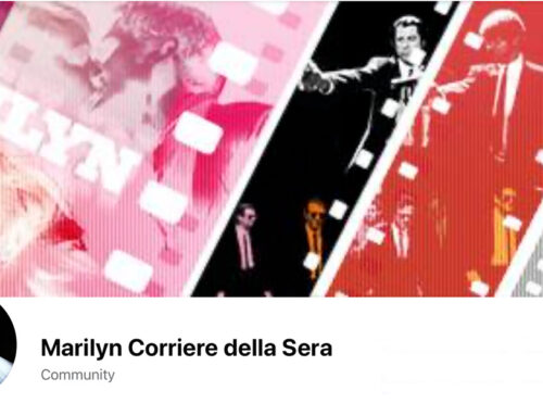 Marilyn-Corriere.it – La Fellinette