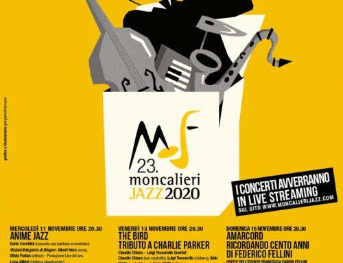 Moncalieri Jazz Festival 2020