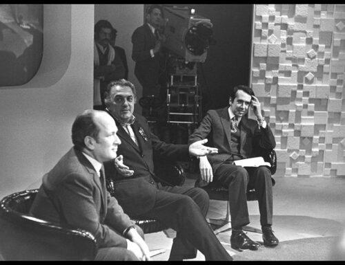 Fellini e Oreste del Buono