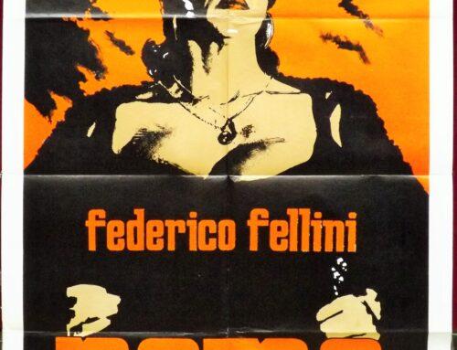 Roma, ovvero la città eterna secondo Federico Fellini