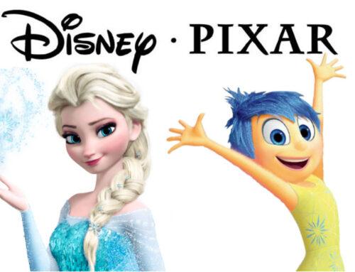 Walt Disney e Pixar