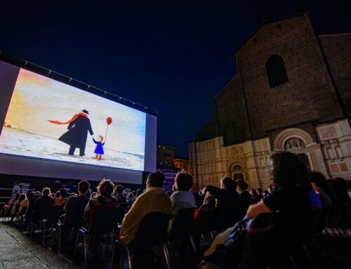 LA FELLINETTE : Sotto le Stelle del Cinema – Cineteca di Bologna