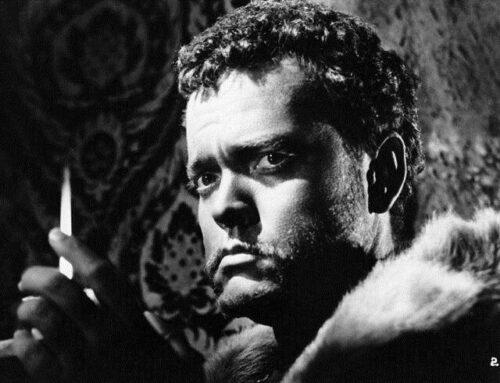 Orson Welles è Otello?