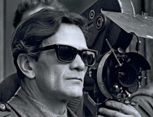 Fotogrammi d'Arte nei film di Pier Paolo Pasolini